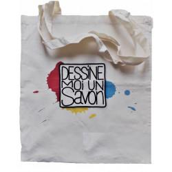 Tote Bag Dessine moi un savon